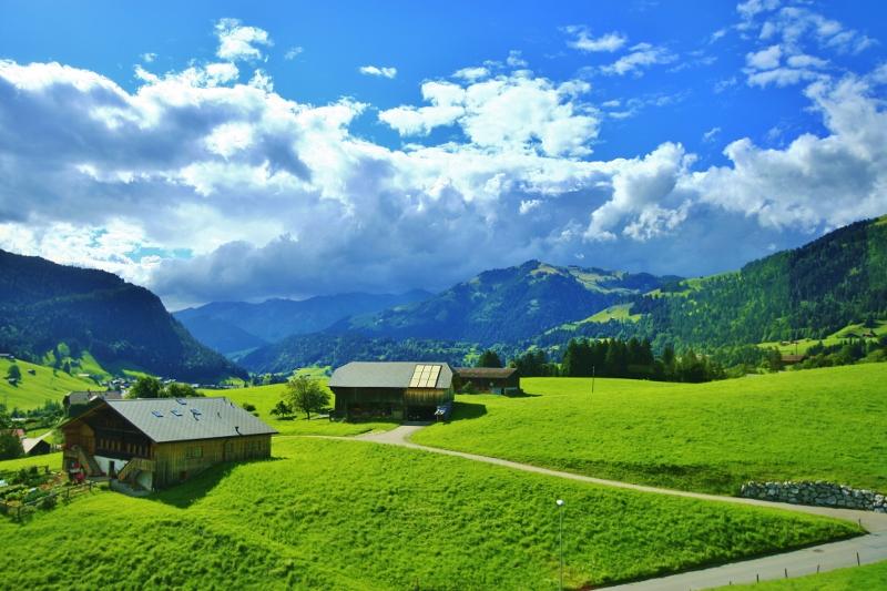 Vacances en Suisse