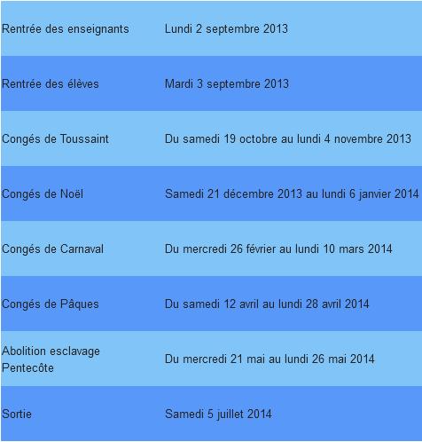 Calendrier vacances scolaires 2013 2014 - Date des vacances de noel 2017 ...