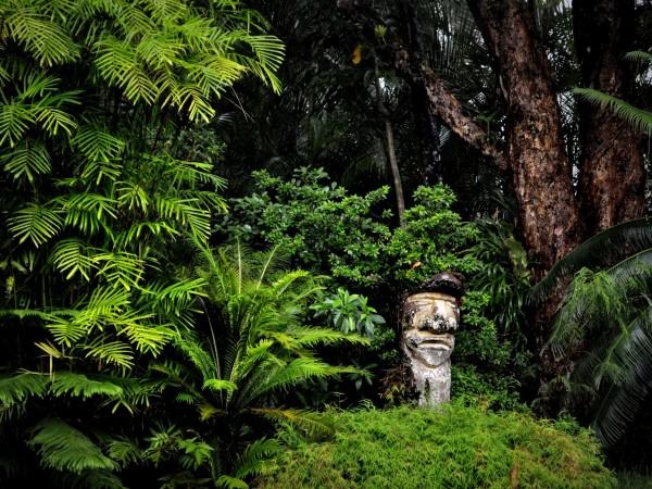 totem-melanesien