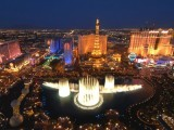 Las Vegas Fontaines Bellagio