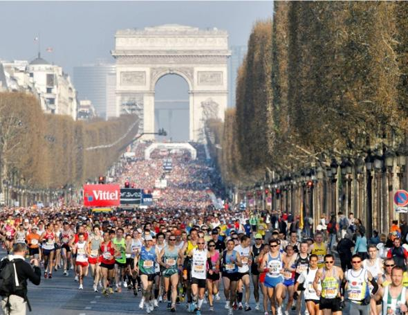 Marathon international de Paris