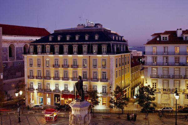 Hotel Bairro Alto à Lisbonne