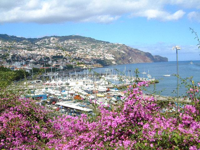 Funchal, la capitale de Madère