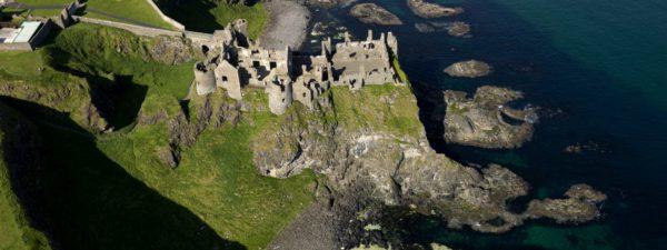 Le Dunluce Castle